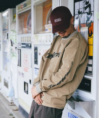 <img class='new_mark_img1' src='https://img.shop-pro.jp/img/new/icons14.gif' style='border:none;display:inline;margin:0px;padding:0px;width:auto;' />-Back Channel-DRY LONG SLEEVE T