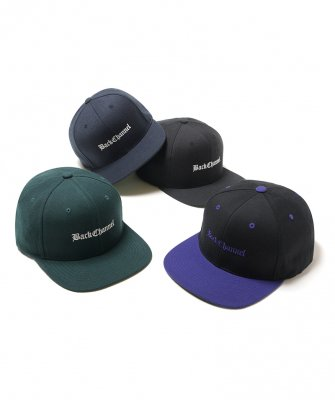 -Back Channel-OLD ENGLISH SNAPBACK