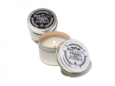 =-BackChannel-SHIZUCAL WAX TRAVEL TIN CANDLE SET