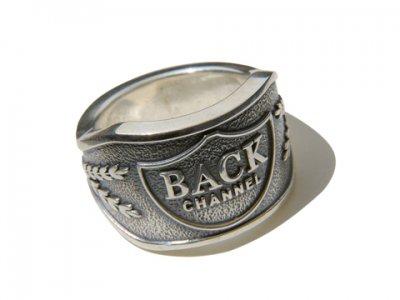 =-BackChannel-BLUNT LABEL RING(11FW)