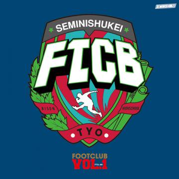 -Foot Club (DJ Highschool + DJ Bison)-Foot Club Vol.1