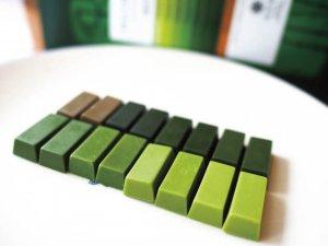 TEA  CHOCOLATE MATCHA 7 8種各4個入り