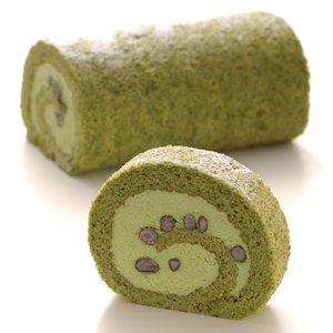 藤枝抹茶ロール(静岡 藤枝産 抹茶100%)