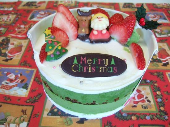 本格派のための日本一のジェラートケーキ(直径約17cm×高さ約7cm 飾り含む)(土台だけで約1000ml)(6から8人分)50台限定