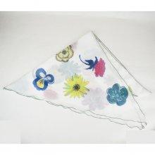 お花のスカーフ