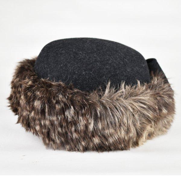 リボンファートーク帽