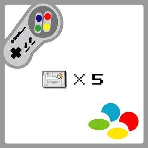 (セット)店長のきまぐれ / スーパーファミコンソフト5本セット