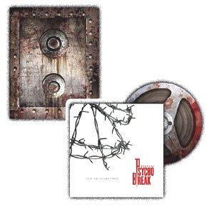 GS サイコブレイク スチールブック&オリジナルサウンドトラックCD
