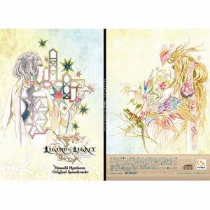 GS レジェンドオブレガシー オリジナルサウンドトラックCD
