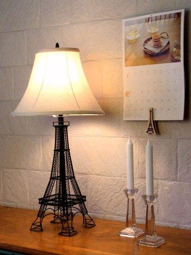 エッフェル塔 テーブルランプ (Lサイズ)
