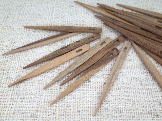 木の針(細)
