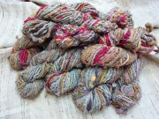 綿裂き布糸