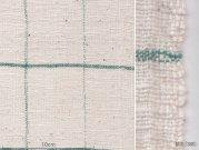 綿手織り生地 K-129 (幅110�)