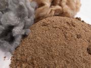 アラビアゴムモドキの木粉