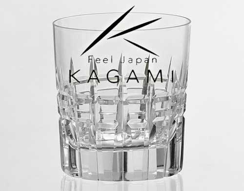 クリスタル ロックグラス[T769-2808] カガミクリスタル