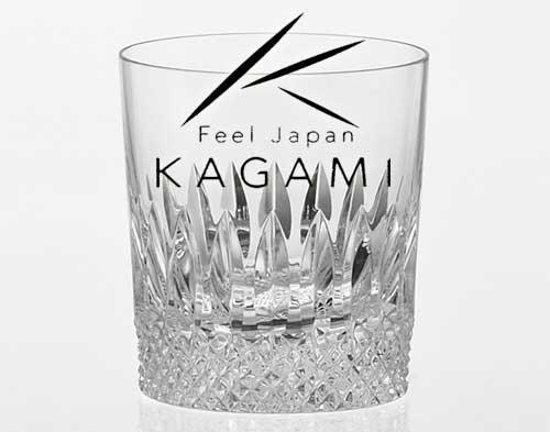 クリスタル ロックグラス[T769-2819]|カガミクリスタル