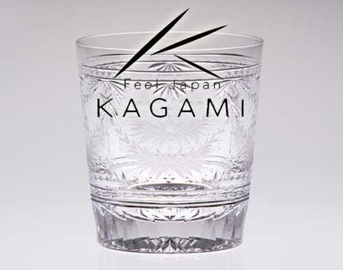 ロックグラス(Crystal Crown)[T780-2793]|カガミクリスタル