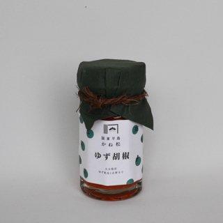 粗挽きゆず胡椒<br>(ゆず果皮と赤唐辛子)60g