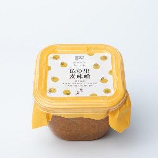 二代目礼治味噌<br>仏の里麦 500g