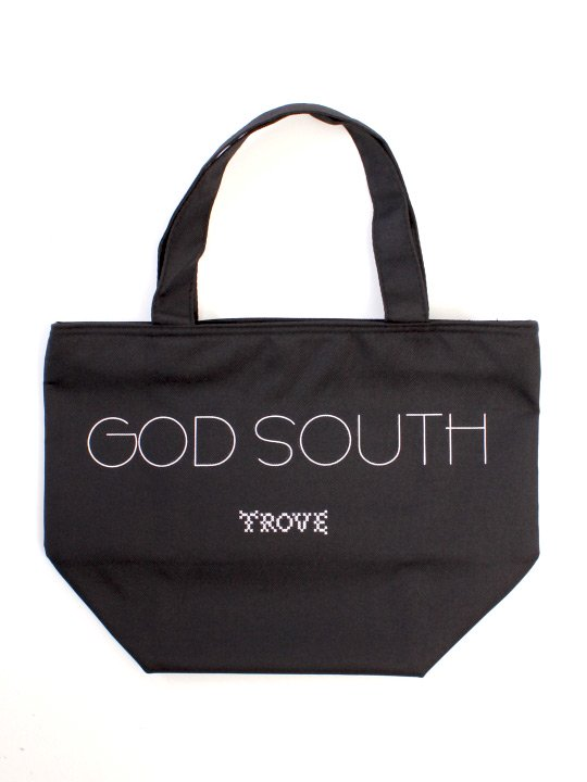 TROVE / GOD SOUTH BAG ( LOGO )