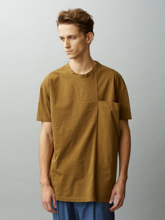 TROVE / WIDE POCKET TEE