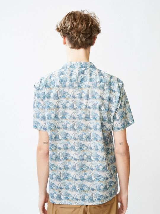 TROVE / PLAYA SHIRT ( SHORT SLEEVE )