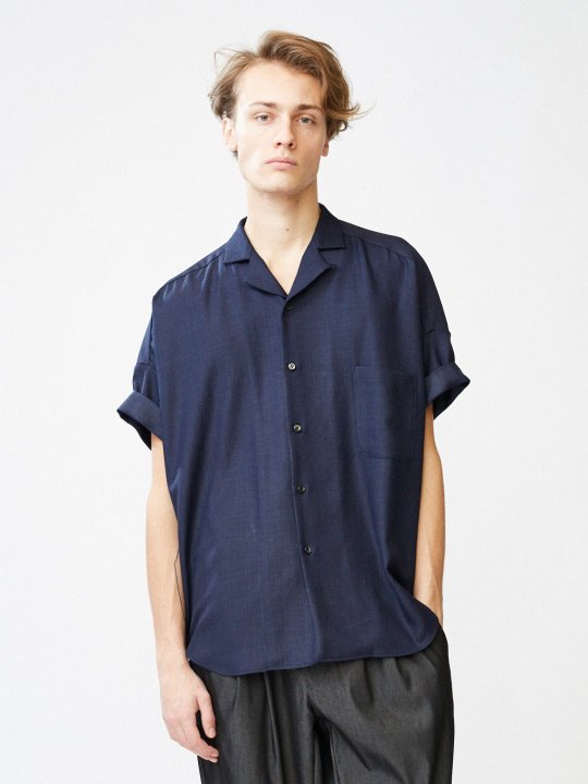 TROVE / VALO WIDE SHIRT-A
