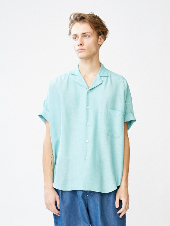 TROVE / VALO WIDE SHIRT-B