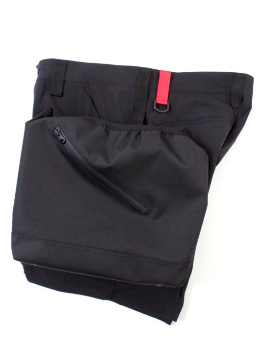 【予約商品】TROVEx岡部文彦 / BIG POCKET SHORTS Ver:7 ( TYPE ACTIVE-4WAY ) / BLACK