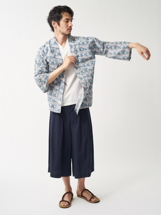 和ROBE / LIBERTY HANTEN / SEA BLUE