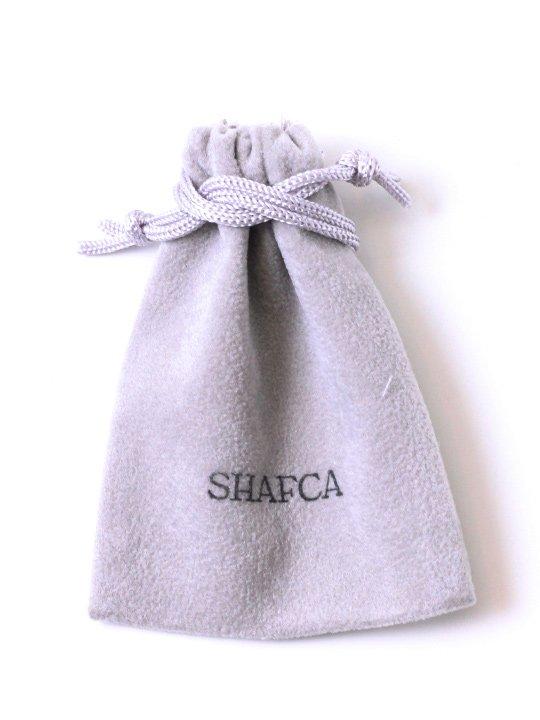 【受注生産】SHAFCA x TROVE / Station Bace Ring photo