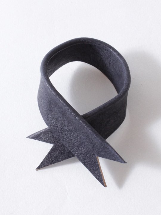 TROVE / WIRE RIBBON by iqmi / CHARCOAL photo