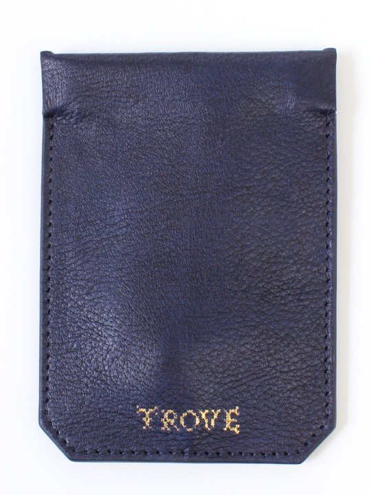 TROVE / MULTI CASE by iqmi / NAVY x GREEN photo
