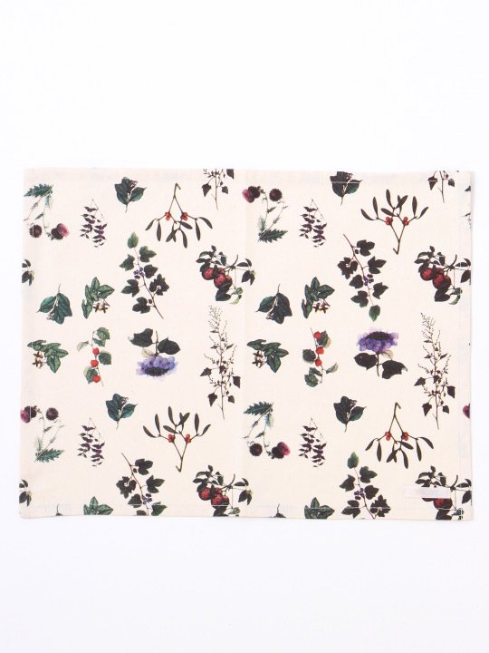TROVE / BOTANICAL LUNCHEON MAT ( SHOP LIMITED ) photo