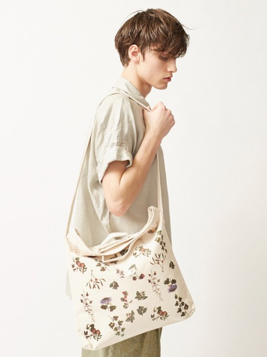 TROVE / BOTANICAL 2WAY BAG ( SHOP LIMITED ) photo