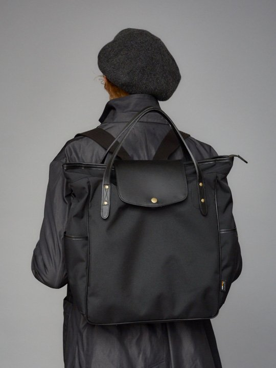 TROVE / MAALARI BAG ( CORDURA ) / BLACK photo