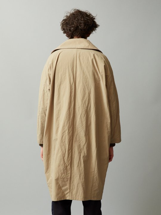 TROVE / PAPERI COAT / BEIGE photo