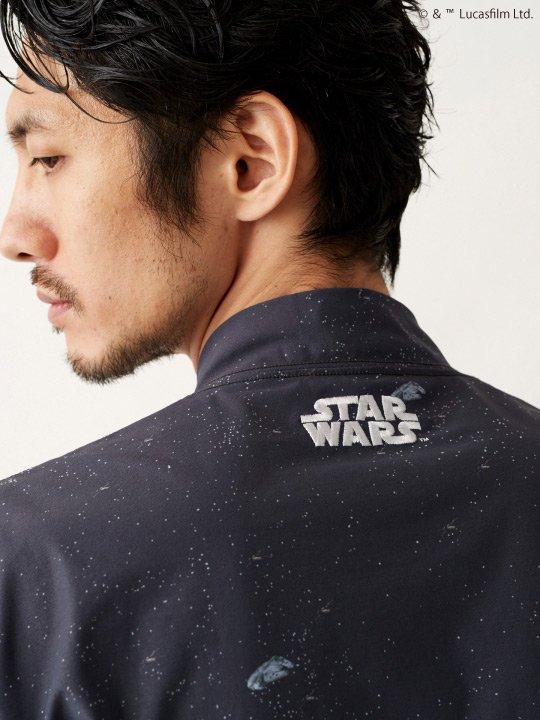 WAROBE / STAR WARS JUBAN TEE / SPACE photo