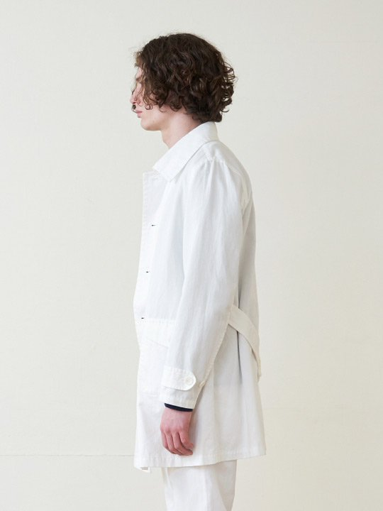 A.TAKA / COAT / WHITE photo