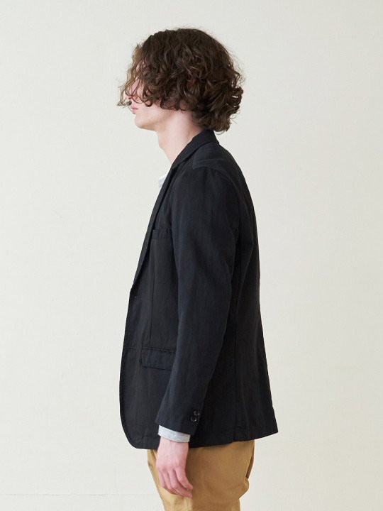 A.TAKA / 2B JACKET / BLACK photo