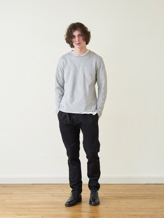 A.TAKA / L.S TEE / TOP GRAY photo