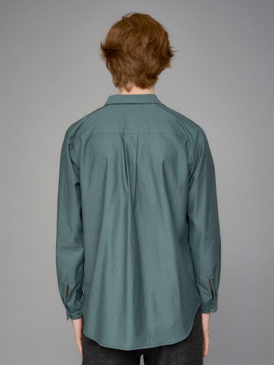 TROVE / INSIDE SHIRT ( BASIC TEX ) / GREEN photo