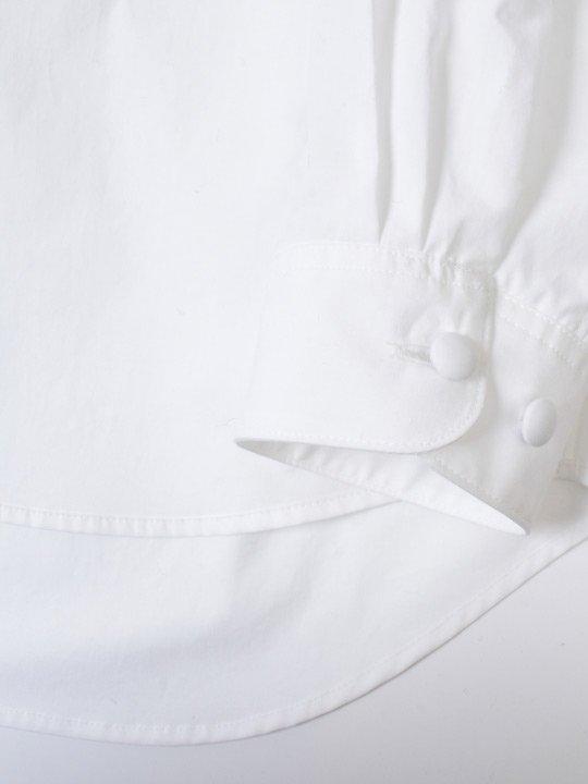 TROVE / INSIDE SHIRT ( BASIC TEX ) / WHITE photo