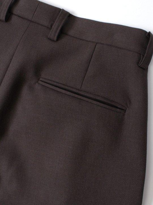 TROVE / MJUK WIDE PANTS ( SHOP LIMITED ) / KHAKI photo