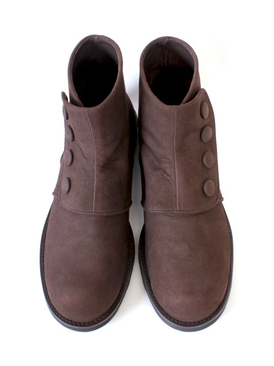 TROVE / POROMIES BOOTS ( WATER GUARD LEATHER ) / BROWN photo