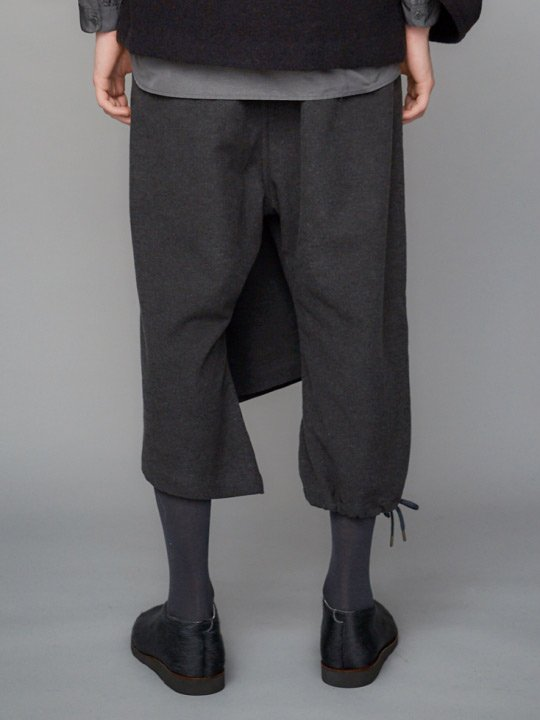 TROVE / TREMOR PANTS / CHARCOAL photo