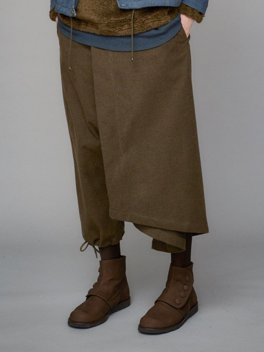 TROVE / TREMOR PANTS / OLIVE photo