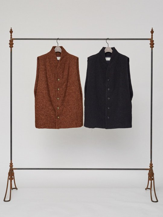 TROVE / LASSE VEST / CAMEL BROWN photo