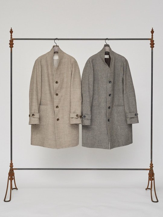 TROVE / LASSE COAT / TOP BEIGE photo