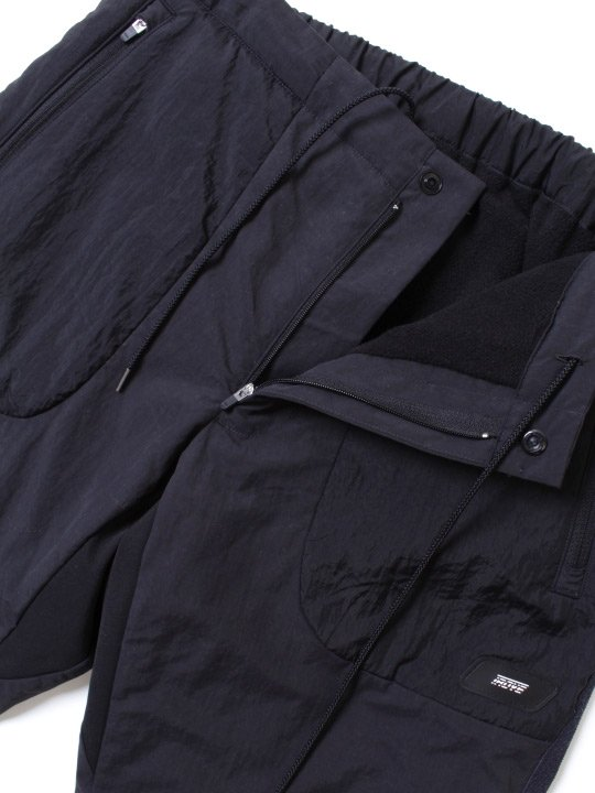 【予約商品】TROVE / LAMPO PANTS / BLACK photo